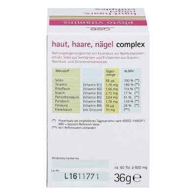 Haut Haare Nägel Complex Bio Tabletten  bei apo-discounter.de bestellen