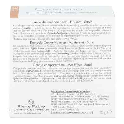 Avene Couvrance Kompakt Cr.-make-up matt.sand 3  bei apo-discounter.de bestellen