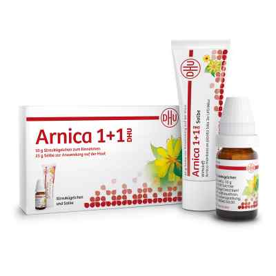 Arnica 1+1 Dhu Kombipackung  bei apo-discounter.de bestellen