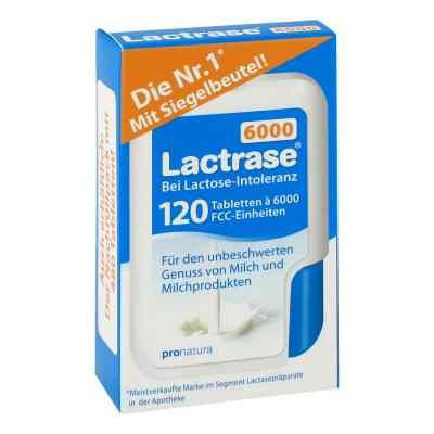 Lactrase 6.000 Fcc Tabletten im Klickspender  bei apo-discounter.de bestellen