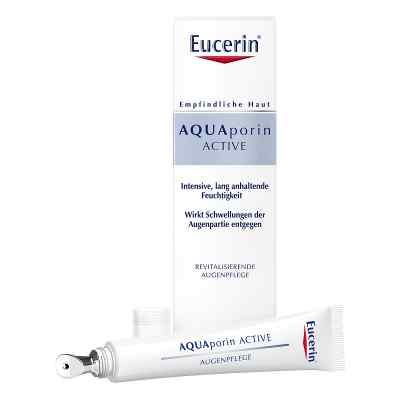 Eucerin Aquaporin Active Augenpflege Creme  bei apo-discounter.de bestellen