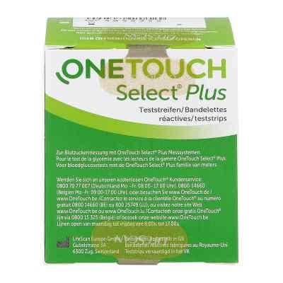 One Touch Selectplus Blutzucker Teststreifen  bei apo-discounter.de bestellen