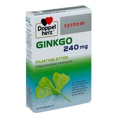 Doppelherz Ginkgo 240mg system  bei apo-discounter.de bestellen