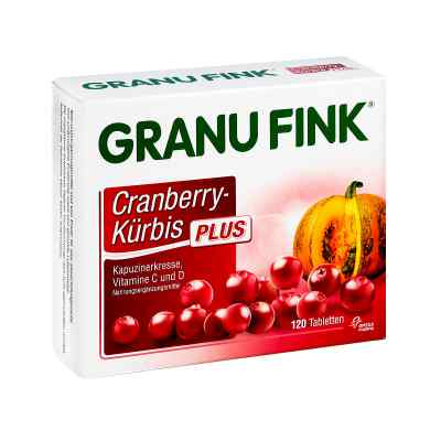 Granu Fink Cranberry-kürbis Plus Tabletten  bei apo-discounter.de bestellen