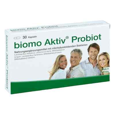 Biomo Aktiv Probiot Kapseln  bei apo-discounter.de bestellen
