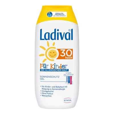 Ladival Kinder allergische Haut Gel Lsf 30  bei apo-discounter.de bestellen