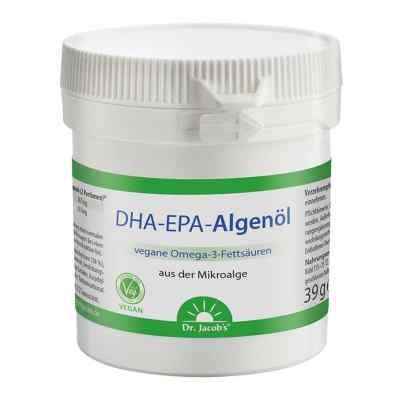 Dha-epa-algenöl Doktor jacob's Kapseln  bei apo-discounter.de bestellen