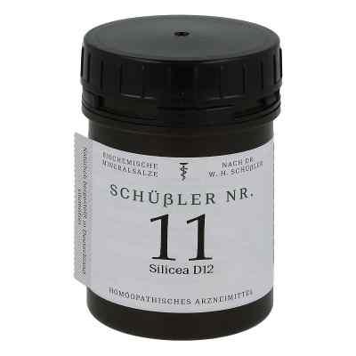 Schüssler Nummer 11  Silicea D 12 Tabletten  bei apo-discounter.de bestellen