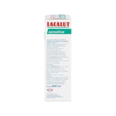 Lacalut sensitive Zahnspül-lösung  bei apo-discounter.de bestellen