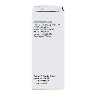 Isopropanol 70% Caelo Hv-packung Standard Zul.  bei apo-discounter.de bestellen
