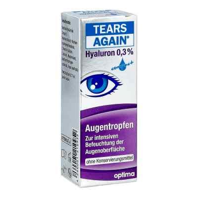 Tears Again Gel Augentropfen  bei apo-discounter.de bestellen