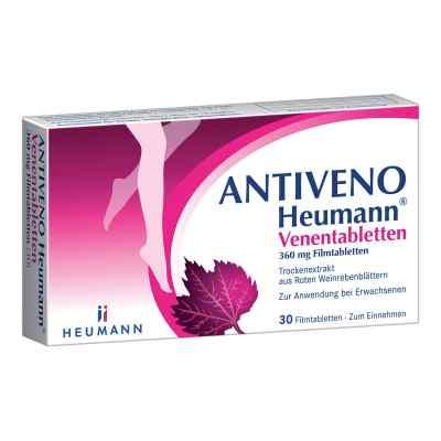 ANTIVENO Heumann Venentabletten  bei apo-discounter.de bestellen