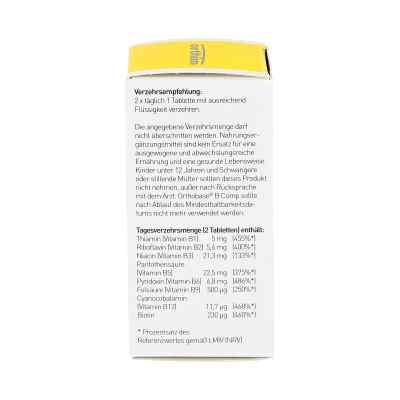 Orthobase B comp Tabletten  bei apo-discounter.de bestellen