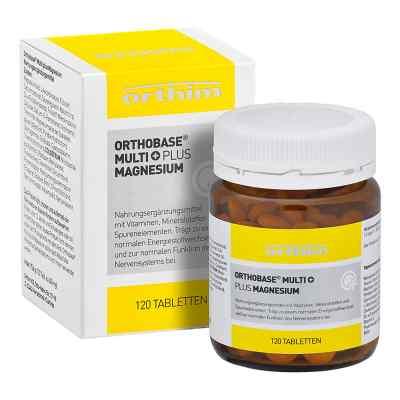 Orthobase Multi plus Magnesium Tabletten  bei apo-discounter.de bestellen