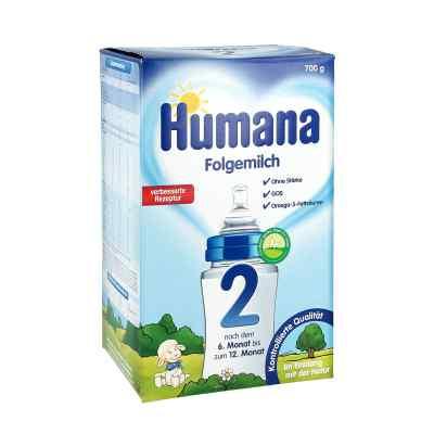 Humana Folgemilch 2 Gos Pulver  bei apo-discounter.de bestellen