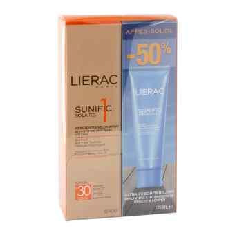 Lierac Sunific Set Körper Lsf 30 bei apo-discounter.de bestellen