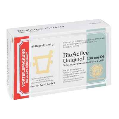 Bio Active Uniqinol 100 mg Qh Kapseln  bei apo-discounter.de bestellen