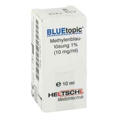 Methylenblaulösung 1% Bluetopic  bei apo-discounter.de bestellen