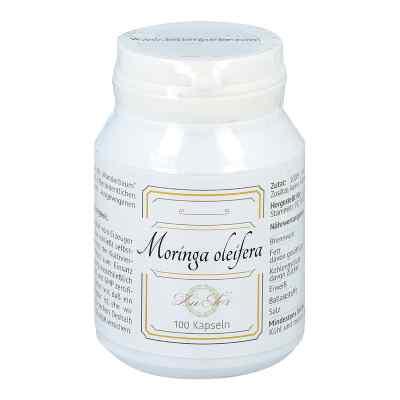 Moringa oleifera Blattpulver in Gelatinekapseln  bei apo-discounter.de bestellen