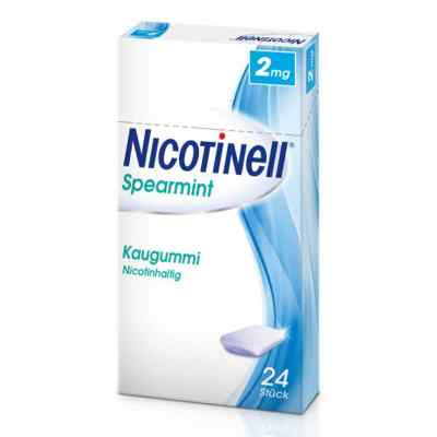 Nicotinell 2mg Spearmint  bei apo-discounter.de bestellen