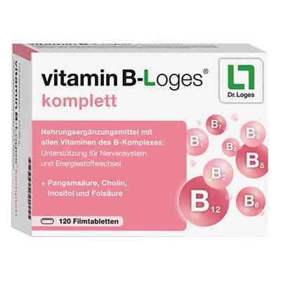 Vitamin B-loges komplett Filmtabletten  bei bioapotheke.de bestellen