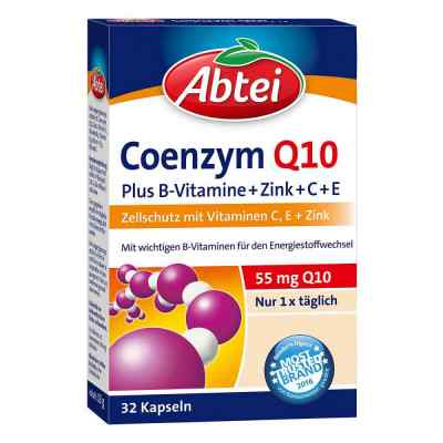 Abtei Coenzym Q10 Plus Kapseln  bei apo-discounter.de bestellen
