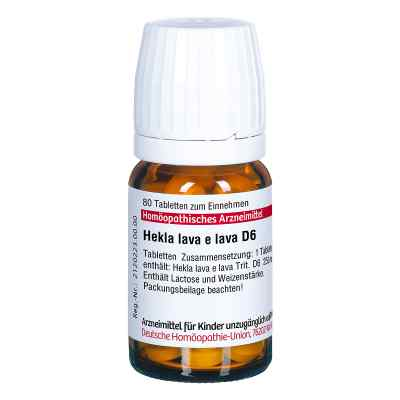 Hekla lava e lava D6 Tabletten  bei apo-discounter.de bestellen