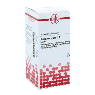 Hekla lava e lava D 6 Tabletten  bei apo-discounter.de bestellen