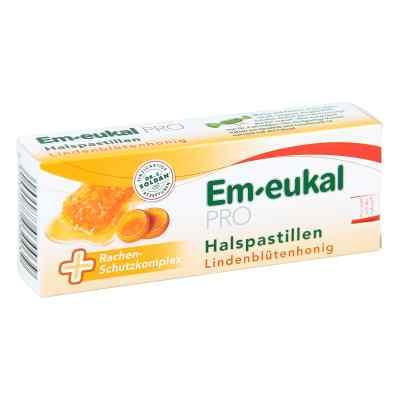 Em Eukal Pro Halspastillen Lindenblütenhonig