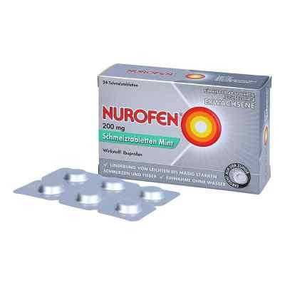 Nurofen 200 mg Schmelztabletten Mint  bei apo-discounter.de bestellen