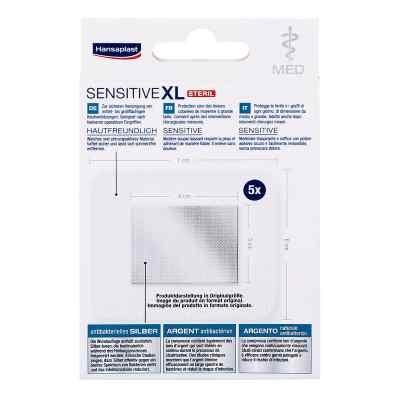 Hansaplast med sensitive Xl Pflaster 6x7 cm  bei apo-discounter.de bestellen