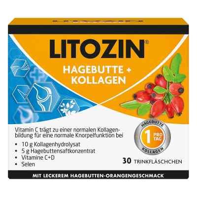 Litozin Hagebutte+kollagen Trinkfläschchen  bei apo-discounter.de bestellen