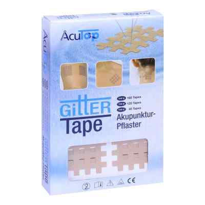 Gitter Tape Acutop 3x4 cm  bei apo-discounter.de bestellen