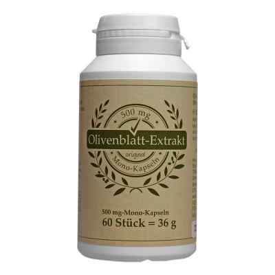 Olivenblatt Extrakt 500 mg Mono-kapseln  bei apo-discounter.de bestellen