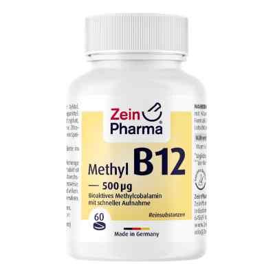 Vitamin B12 500 [my]g Methylcobalamin Lutschtablet  bei apo-discounter.de bestellen