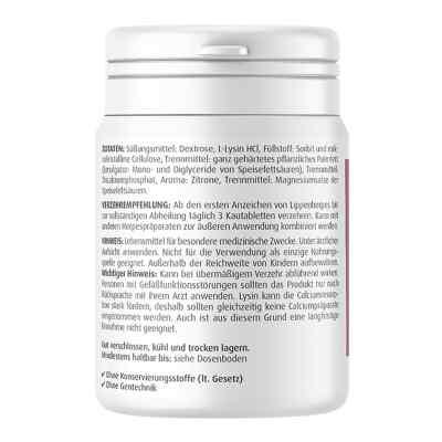 L-lysin 1000 mg Zitrone Kautabletten  bei apo-discounter.de bestellen