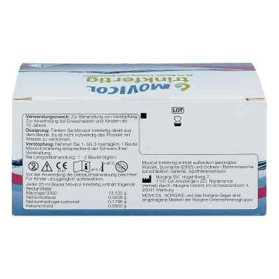 Movicol trinkfertig 25 ml Beutel Lösung zur, zum einnehmen  bei apo-discounter.de bestellen