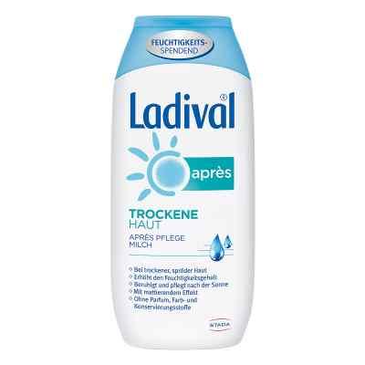 Ladival trockene Haut Apres Pflege Milch  bei apo-discounter.de bestellen