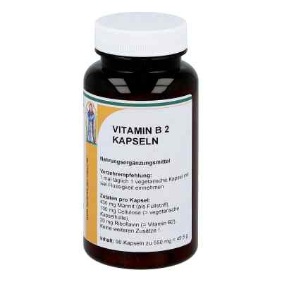 Vitamin B2 20 mg Riboflavin Kapseln  bei apo-discounter.de bestellen