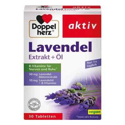 Doppelherz Lavendel Extrakt+öl Tabletten  bei apo-discounter.de bestellen