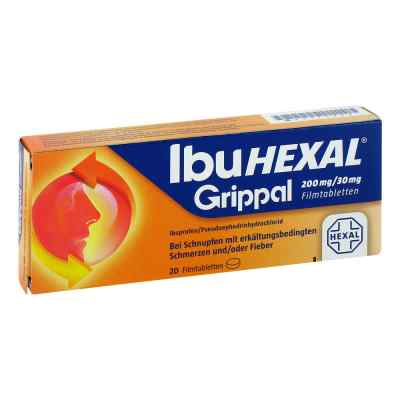 Ibuhexal Grippal 200 mg/30 mg Filmtabletten  bei apo-discounter.de bestellen