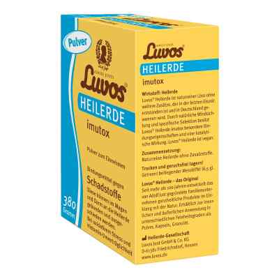 Luvos Heilerde imutox Pulver  bei apo-discounter.de bestellen