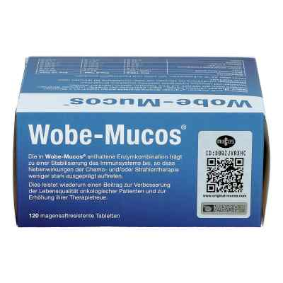 Wobe-Mucos magensaftresistente Tabletten  bei apo-discounter.de bestellen