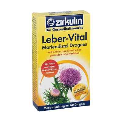 Zirkulin Leber-vital Mariendistel Dragees  bei apo-discounter.de bestellen