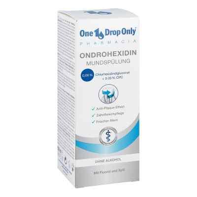 One Drop Only Pharmacia Ondrohexidin Mundspülung  bei apo-discounter.de bestellen
