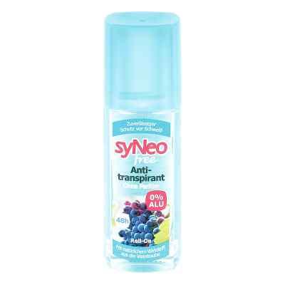 Syneo free 48h Antitranspirant Roll-on  bei apo-discounter.de bestellen