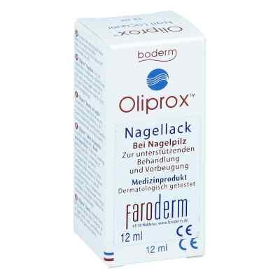 Oliprox Nagellack bei Pilzbefall  bei apo-discounter.de bestellen