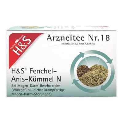 H&S Fenchel-Anis-Kümmel N  bei apo-discounter.de bestellen