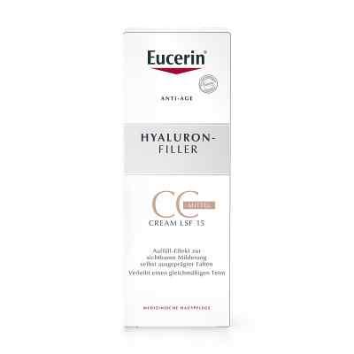 Eucerin Anti-age Hyaluron-filler Cc Cream mittel  bei apo-discounter.de bestellen