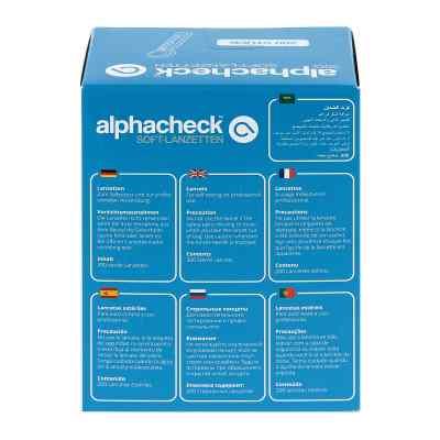 Alphacheck soft Lanzetten 30 G  bei apo-discounter.de bestellen